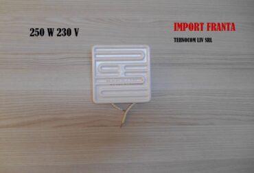 emitator ceramic cu infrarosu 122x122 250 W
