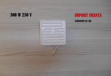 emitatoare ceramice 122x122 300w