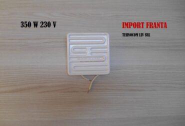 emitatoare ceramice 122x122 350 w