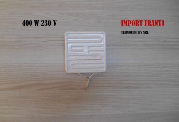 Rezistenta ceramica aprindere 400W 122x122mm