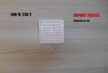 emitatoare ceramice 500w 122x122mm