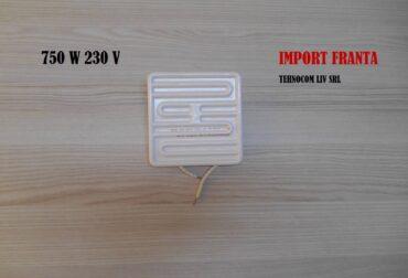 emitatoare ceramice 122xe122 750w