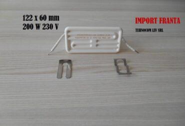 emitatoare ceramice 200w 122x60mm
