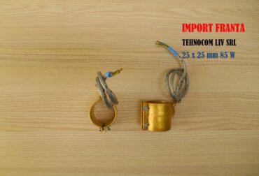 Rezistenta incalzit colier D25XL25mm 85Wati 230Volti