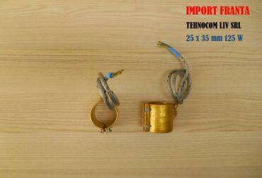 Rezistenta tip colier, L 35mm,P 125 W