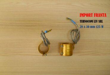 Rezistente elctrice banda,L 30 mm