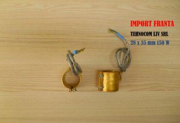 Rezistente electrice banda,L 35 mm