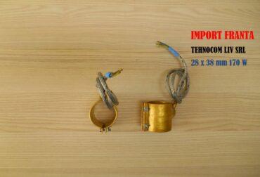 Rezistente electrice banda, L 38 mm