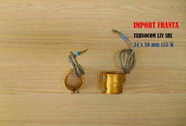 Rezistente elctrice banda, D 34 mm