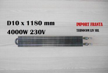 rezistenta electrica 10x1180 4000w