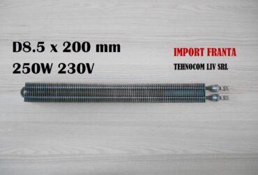 rezistenta electrica 8.5x200 250w