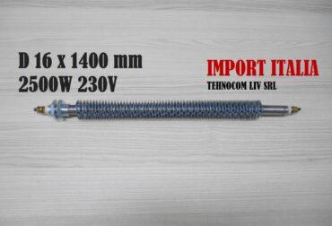 rezistente electrice cuptoare 2500w 1400mm