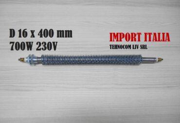 Rezistenta incalzire cuptor tunele ventilate 700W