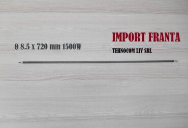 Rezistenta inferioara cuptor electric 1500w