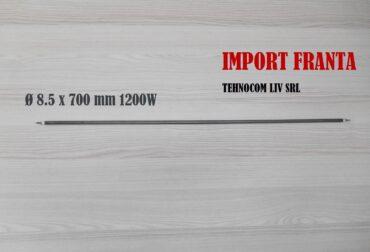 rezistenta electrica grill d 8.5mm 1200w