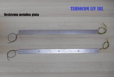 Incalzirea corpurilor solide Rezistenta metalica plata