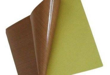 Tesatura fibra sticla teflon cu adeziv