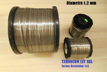 Sarma Crom-Aluminiu-Fier diametru 1.2 mm