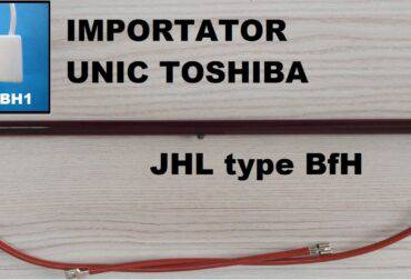 Infrared heater lamp JHDL 235V1500W 280BH1