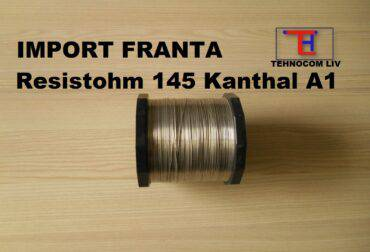 Sarma Resistohm145 KanthalA1 CUPTOR ELECTRIC