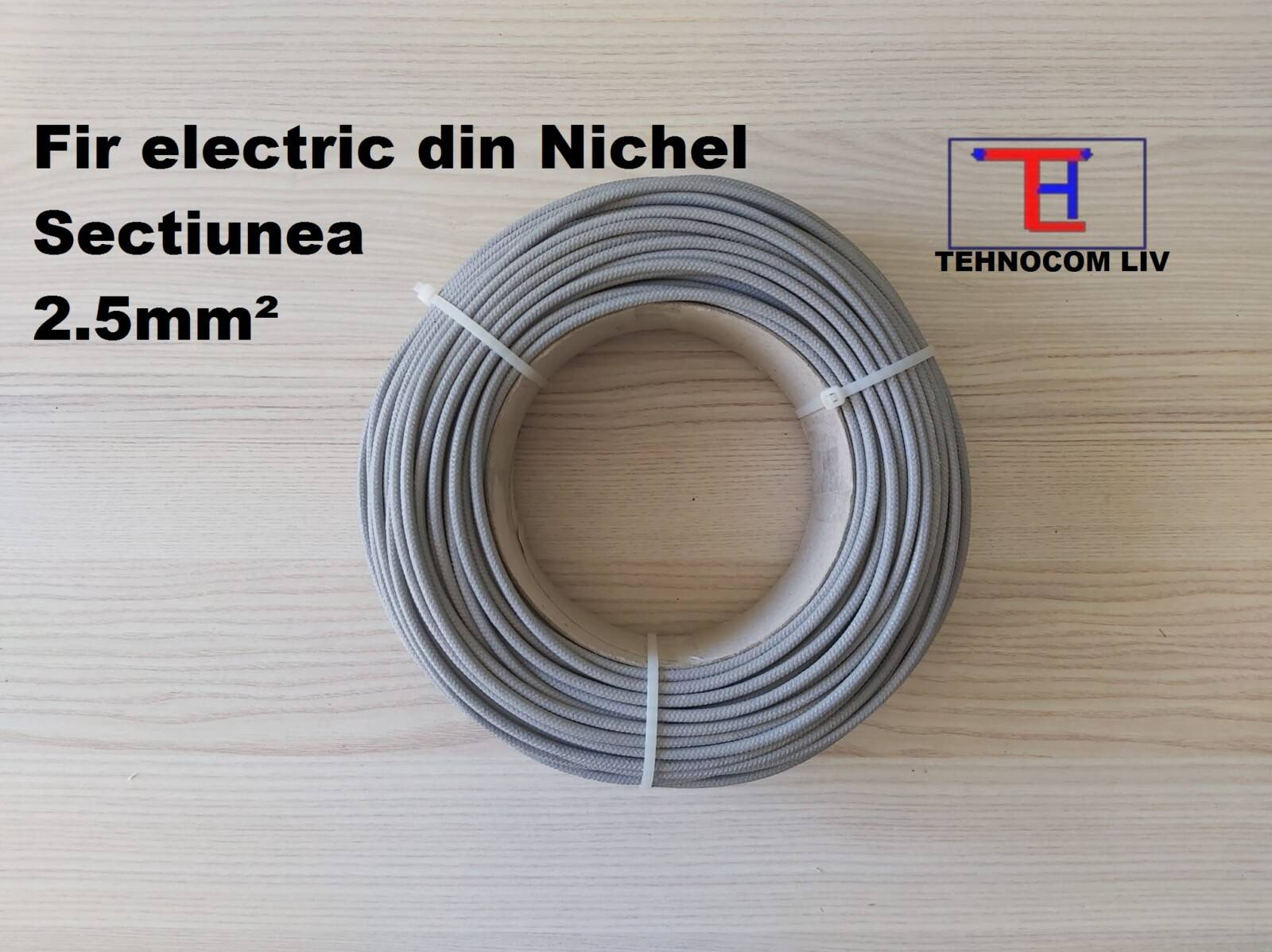 Cablu conductor electric Cabluri electrice conductori